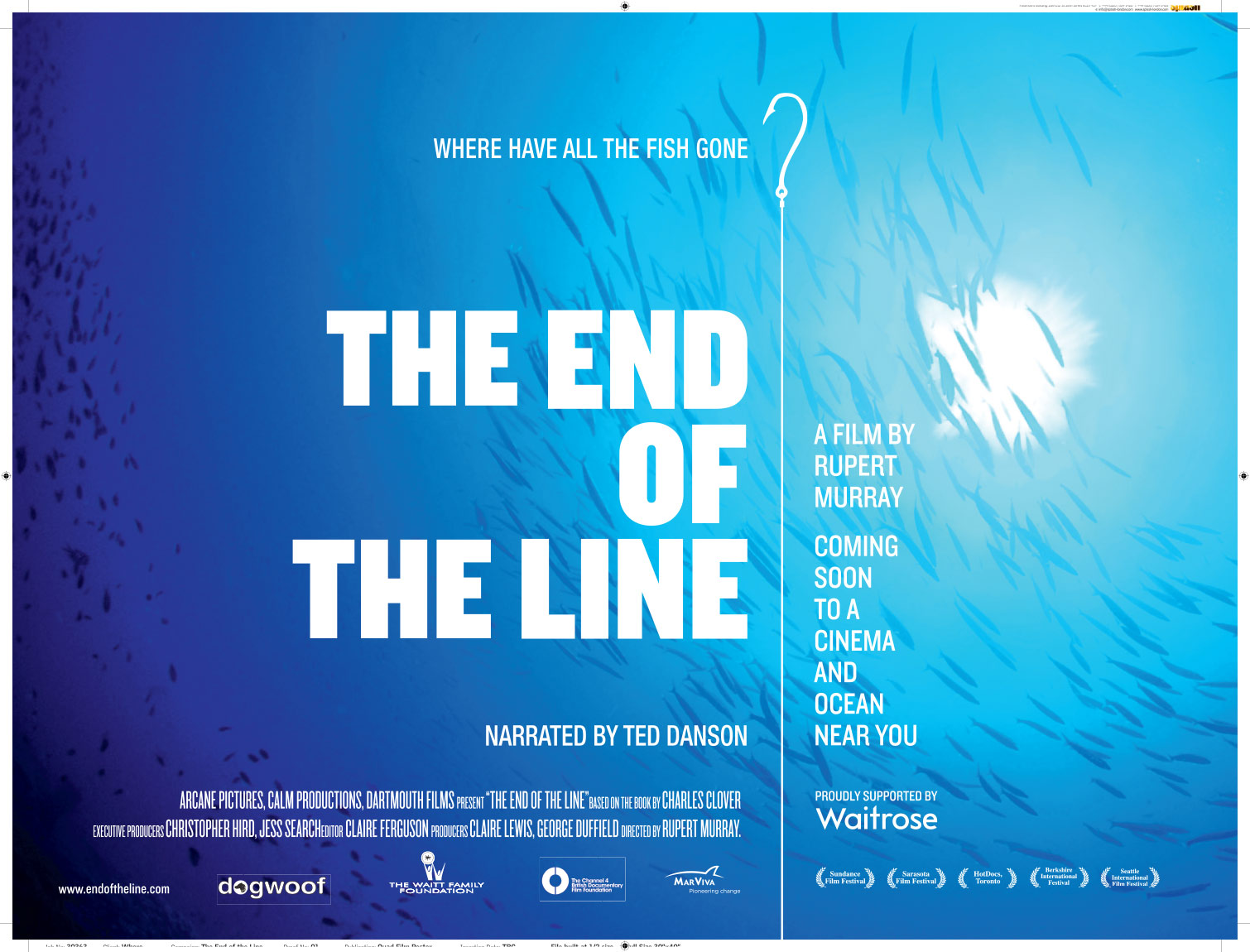 Eco-Film Series: End of the Line