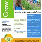 Community Gardens Westford Flyer