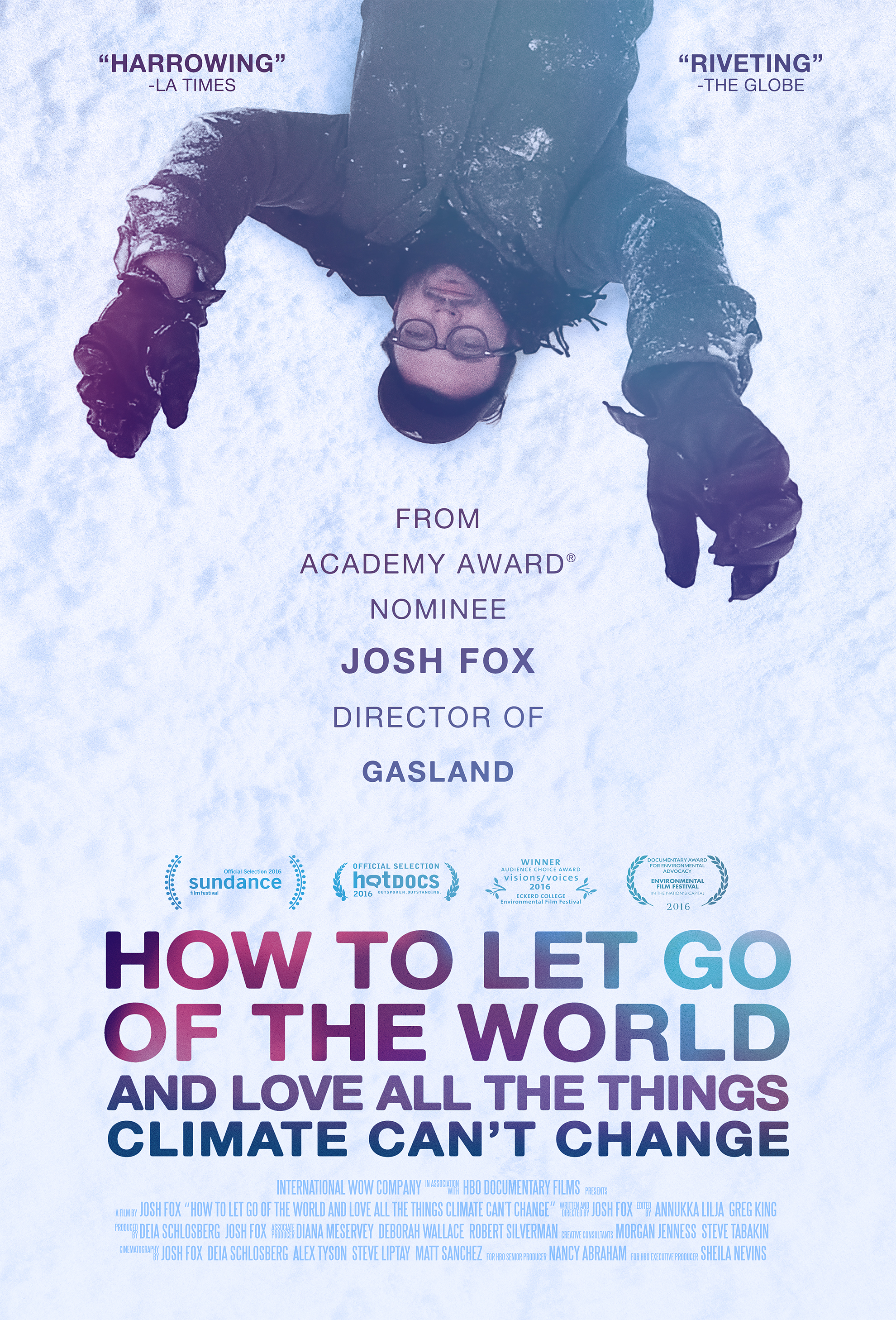 Eco-Film Series: How to Let Go of the World and Love All the Things Climate Can't Change