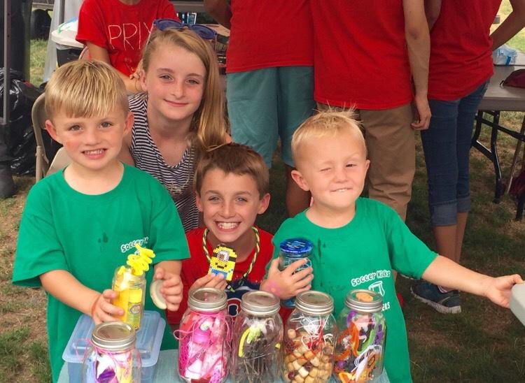 Kids Vending Day
