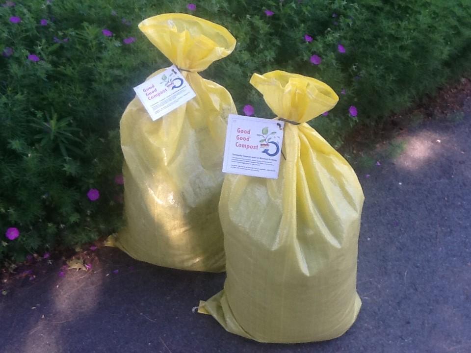 Good Good Compost Sale